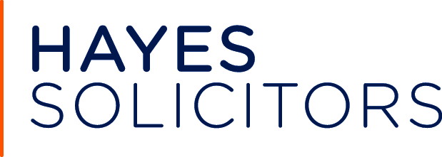 Hayes Solicitors GOLD sponsor to the networking summit